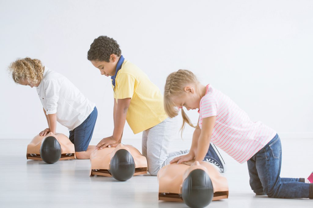 Schools First Aid Training