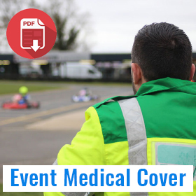Event Cover & First Aid Training