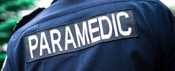 Paramedic Nurses Doctors
